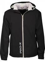 pro-xelements Pro-X Elements outdoorjas heren polyamide zwart maat S
