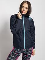 Chiemsee Ski-jack in blauw voor Dames