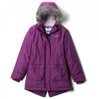 Columbia - Kid's Nordic Strider Jacket - Winterjack, purper