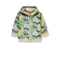 KANZ Jongens sweatshirt met capuchon, /multi allover color ed