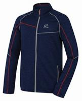 Hannah outdoorjas Demarco heren polyester donkerblauw