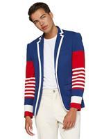 Opposuits Supportswear dandy fan cobalt blue