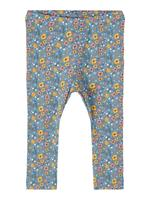 nameit NAME IT Floral Print Leggings Dames Blauw