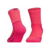 UphillSport sokken Kevo junior coolmax roze  30