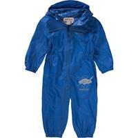 Regatta Puddle IV Kinder regenpak (Kleur: blauw, Maat: 80)
