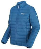 Regatta outdoorjas Whitehill dames polyamide blauw