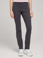 TOM TAILOR Alexa Slim Jeans, Coal Grey