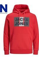 Jack & Jones Corp Logo Hoodie Junior