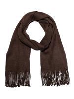 Ombre Fashion Heren sjaal stijlvol online kopen | Italian-Style.nl | streep patroon | Bruin