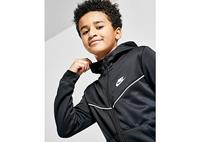Nike Tape Poly Hoodie met volledige rits Junior - Kind