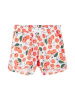 NAME IT Biologisch Katoen Shorts Dames Oranje