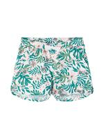 NAME IT Biologisch Katoen Shorts Dames White