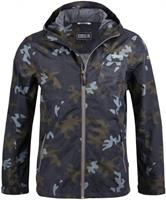 pro-xelements Pro-X Elements camouflagejas heren polyester antraciet