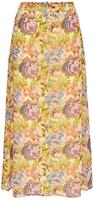 Daisy maxi skirtwvn flower