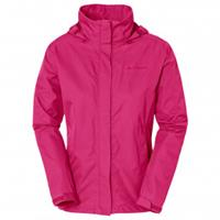 Vaude - Women's Escape Light Jacket - Regenjack, roze