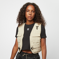 Urban Classics Ladies Short Tactical Vest