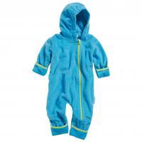 Playshoes babypyjama onesie fleece junior aqua