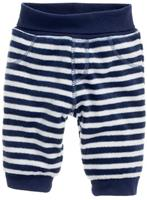 Schnizler broek Maritiem junior polyester navy/wit