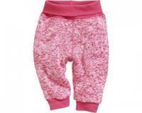 Schnizler broek gebreid meisjes roze