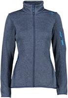 CMP outdoorvest dames polyester turquoise