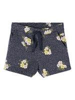 Name it Printed Shorts Dames Blauw