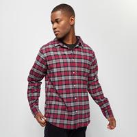 Urban Classics Plaid Cotton Shirt