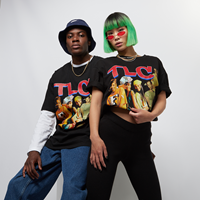 Artist by Mister Tee TLC Group Oversize Tee
