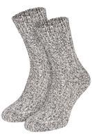 Jack Geiten wollen sokken 2 pack-35/38