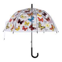 Esschert Design Paraplu vlinders Ø83cm