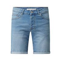 REVIEW Korte jeans met stretch