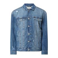REVIEW Jeansjack met used-effect