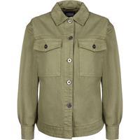 Urban Classics Ladies Oversized Shirt Jacket