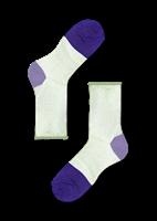 Hysteria Franca Ankle Sock