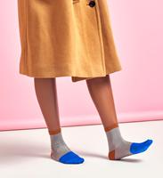 Hysteria Liza Sparkle Ankle Sock