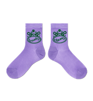 Hysteria Michel Ankle Sock