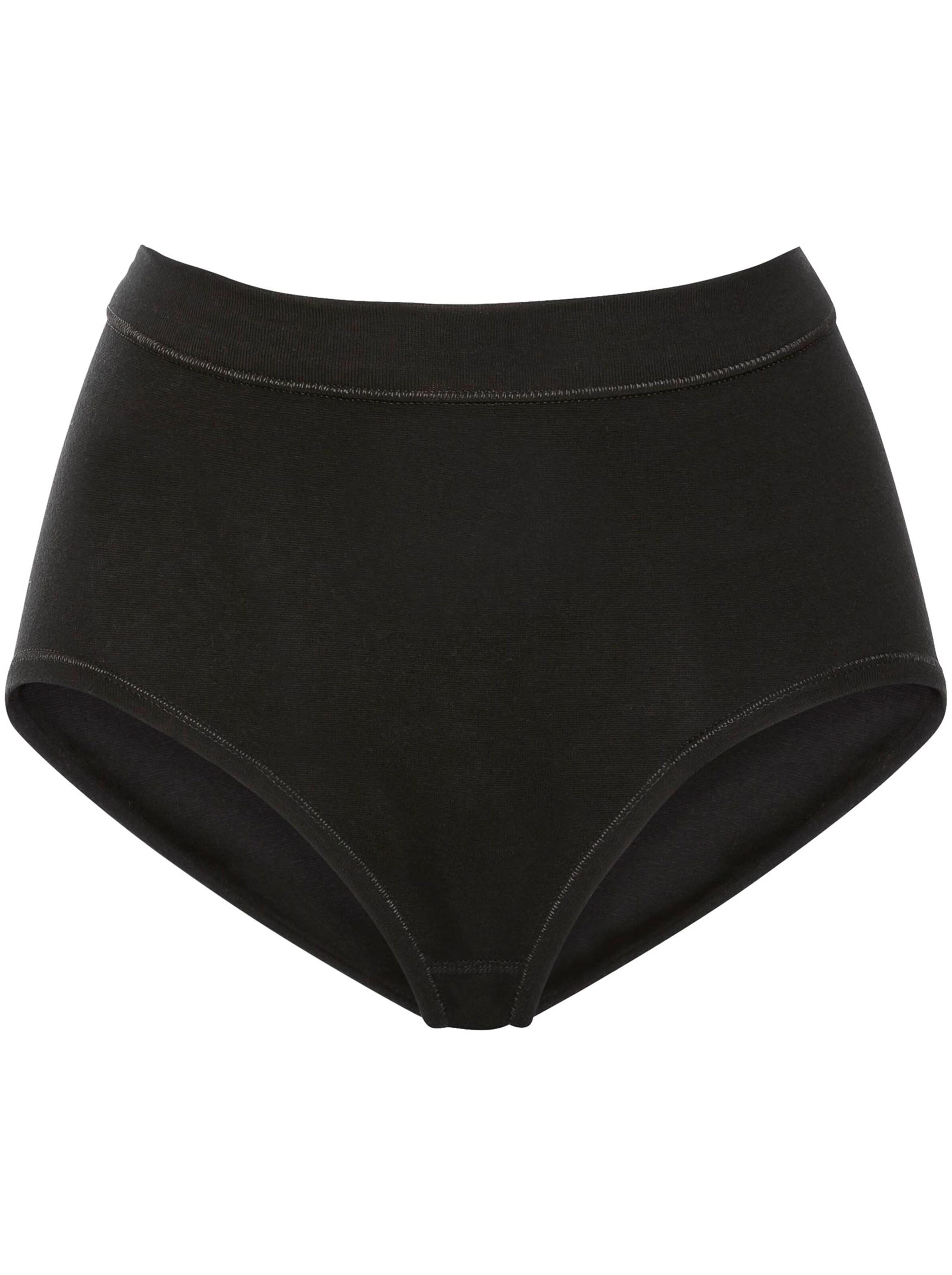 Dames Tailleslip zwart