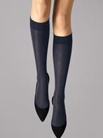 Wolford Velvet de Luxe 50 Knee-Highs - 5280