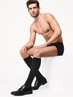 Wolford Cotton Velvet Knee-Socks - 7005