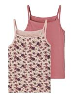 Name it 2-pack Cami Dames Roze