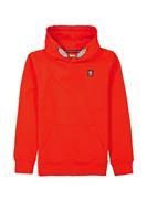 Garcia hoodie rood z 3030