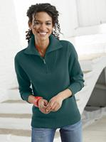 Your Look... for less! Dames Pullover dennen Größe
