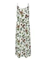ONLY Mouwloze Maxi Jurk Dames White