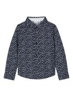 nameit NAME IT Long-sleeved Shirt Heren Blauw