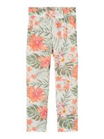 NAME IT Patterned Trousers Dames White
