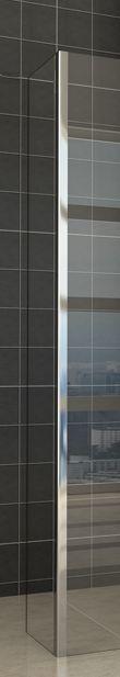 Mueller Wiesbaden Comfort Hoekwand 30 cm