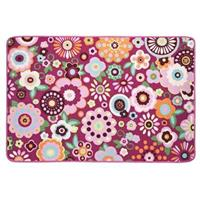 Leen Bakker Vloerkleed Hippy - roze - 115x170 cm