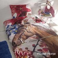 DAY Dream Paarden Dekbedovertrek Flower Horse