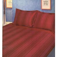 Jersey Hoeslaken Paars-140 x 200 cm