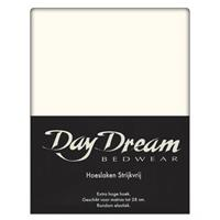 DAY Dream Hoeslaken Katoen Ecru-90 x 200 cm