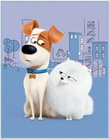 The Secret Life of Pets Plaid